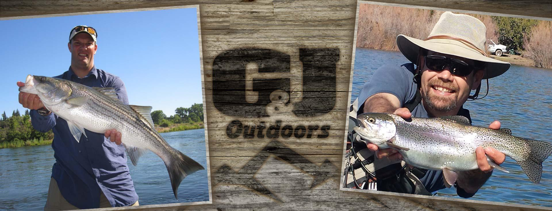 G j outdoors nevada california guided hunting trips for Fishing trips in california