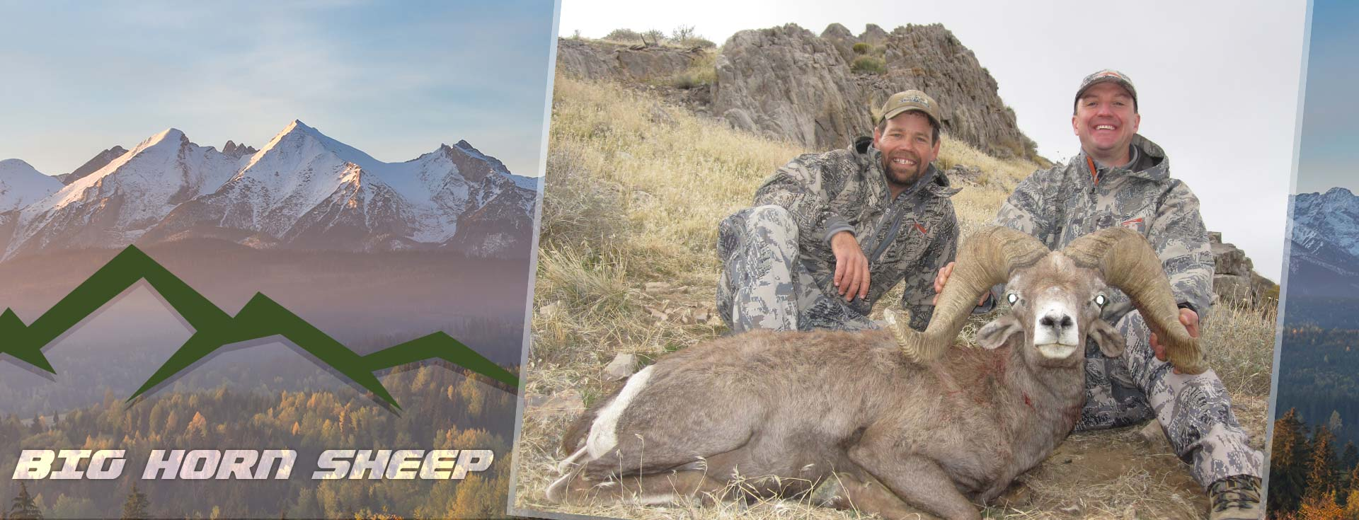 Big Game Hunting in Nevada and California