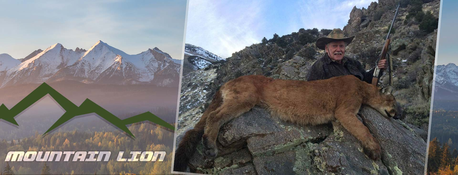 Nevada Mountain Lion Hunts & Guide Service