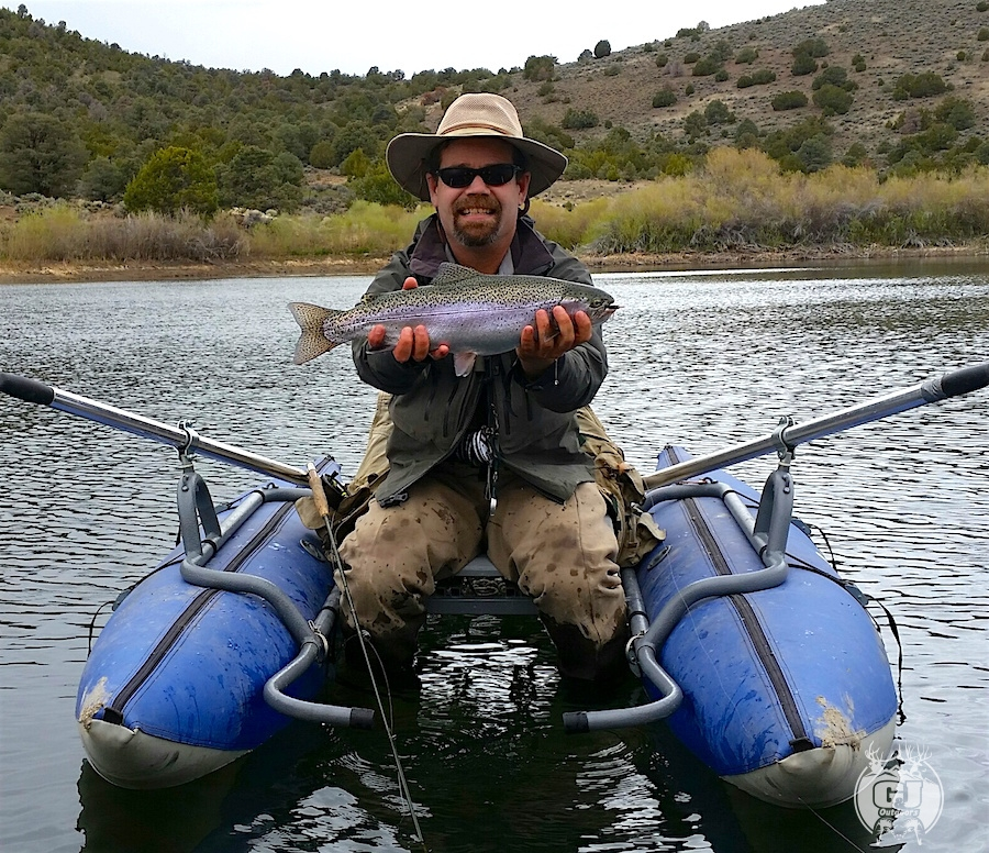 Central Nevada Fishing Trips